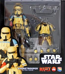 Estrella Wars Mafex Rogue One SCocheiff Shoretrooper Acción Figura  46