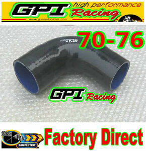 Silicone-90-Degree-Reducer-Elbow-Hose-Tube-Pipe-70mm-76mm-2-75-034-3-034-intercooler