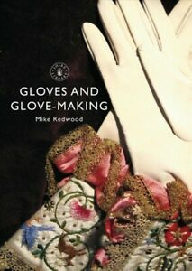 Gloves-and-Glove-Making-Paperback-by-Redwood-Mike-Brand-New-Free-shipping