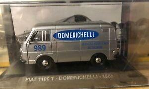 """1975 /"""" VEICOLI PUBBLICITARI 1//43 DIE CAST /"""" FIAT 850 T QUERCIETTI"""
