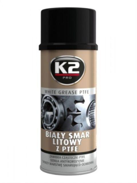 Grasa lubricante blanca PTFE / Multiuso / Teflon / K2 / 400 ml