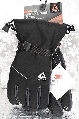 Jerry Winter Warm Touch Screen Gloves Waterproof Fleece Outdoor Gloves for Men/&Women