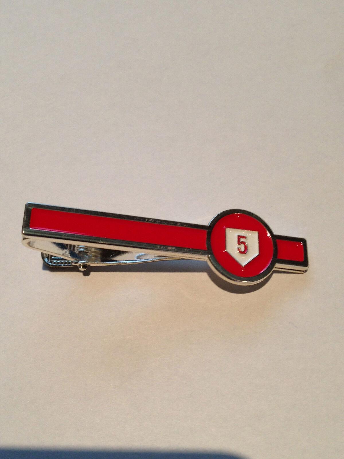 Cincinnati rots Johnny Bench Krawatte Verschluss  1 1 1 Best Seller-Great Gift Ware 65a7c4