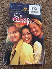 Sleep with Me (VHS, 1995)