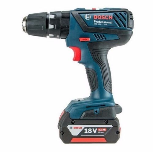 Bosch 18v Combi Drill With 5.0ah Battery and Charger