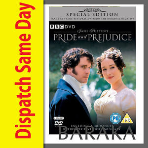 PRIDE-and-PREJUDICE-Complete-BBC-Series-2-Disc-DVD-Set-R4-Aust-New