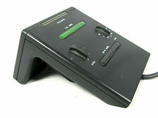 BRAUN collectors item  BRAUN Ludwig Littmann design alarm clock DN 50 visotronic