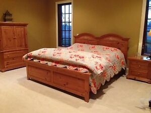 ... Broyhill Fontana King Bedroom Set Furniture Liberty Hill