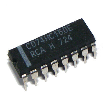 National DM74163AN Synchronous 4-Bit Counter