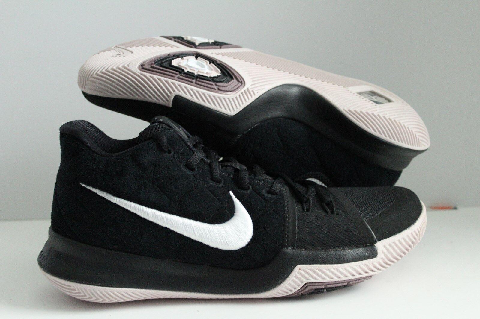 New Nike Uomo Kyrie 2 ID scarpe scarpe scarpe nero bianca and Silt rosso sz 9 [852395-010] 8e8887