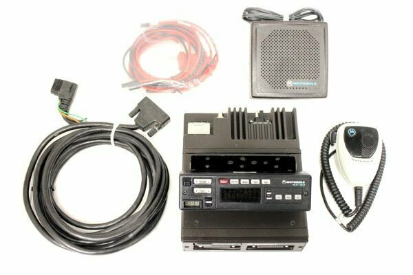 Motorola Astro Spectra UHF 40 Watts 128 Ch 450-482 Mhz W5 HAM (Remote Mount). Available Now for 150.00