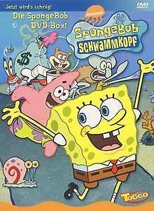 SpongeBob Schwammkopf (Box Set, 3 DVDs) von Mark O... | DVD | Zustand akzeptabel