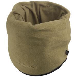 Pentagon Fleece Neck Gaiter Outdoor Tactical Army Snood Warm Winter Scarf Coyote 5207153029208