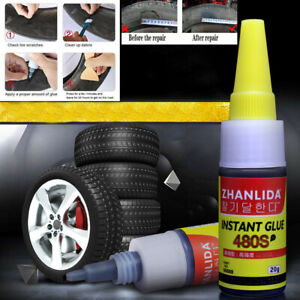 Mighty-Tire-Repair-Glue-Tyre-Puncture-Sealant-Glue-Bike-Car-Tire-Repair-Patch