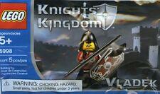 Lego Knights Kingdom Vladek 5998 Polybag BNIP