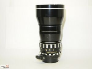 Exakta-Tele-Objektiv-Steinheil-Auto-D-Tele-Quinar-1-2-8-f-135mm-lens-Top