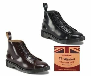 f5965c330744 Dr Martens Les Made In England MIE Boanil Brush Leather 7 Eye ...