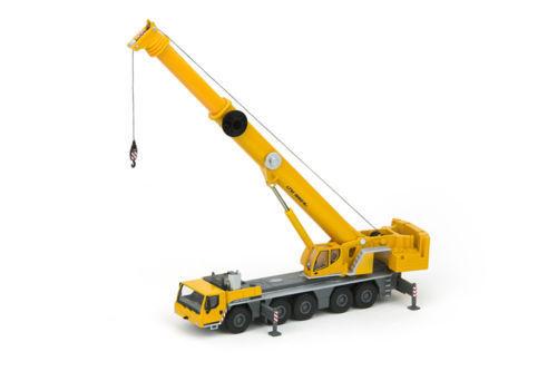 HO Scale Construction - 33-0047 - Liebherr Ltm 1250-5.1 Mobile Crane