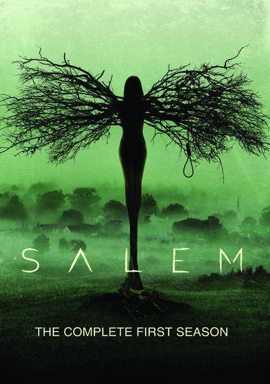 SALEM : Completo Primera Temporada 1 - Región 2 UK Compatible DVD - Sellado