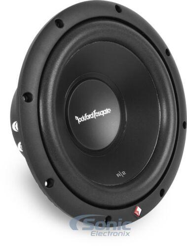 Rockford Fosgate 10 Inch Prime Dual 500W RMS Car Audio Power Subwoofer R2D4-10