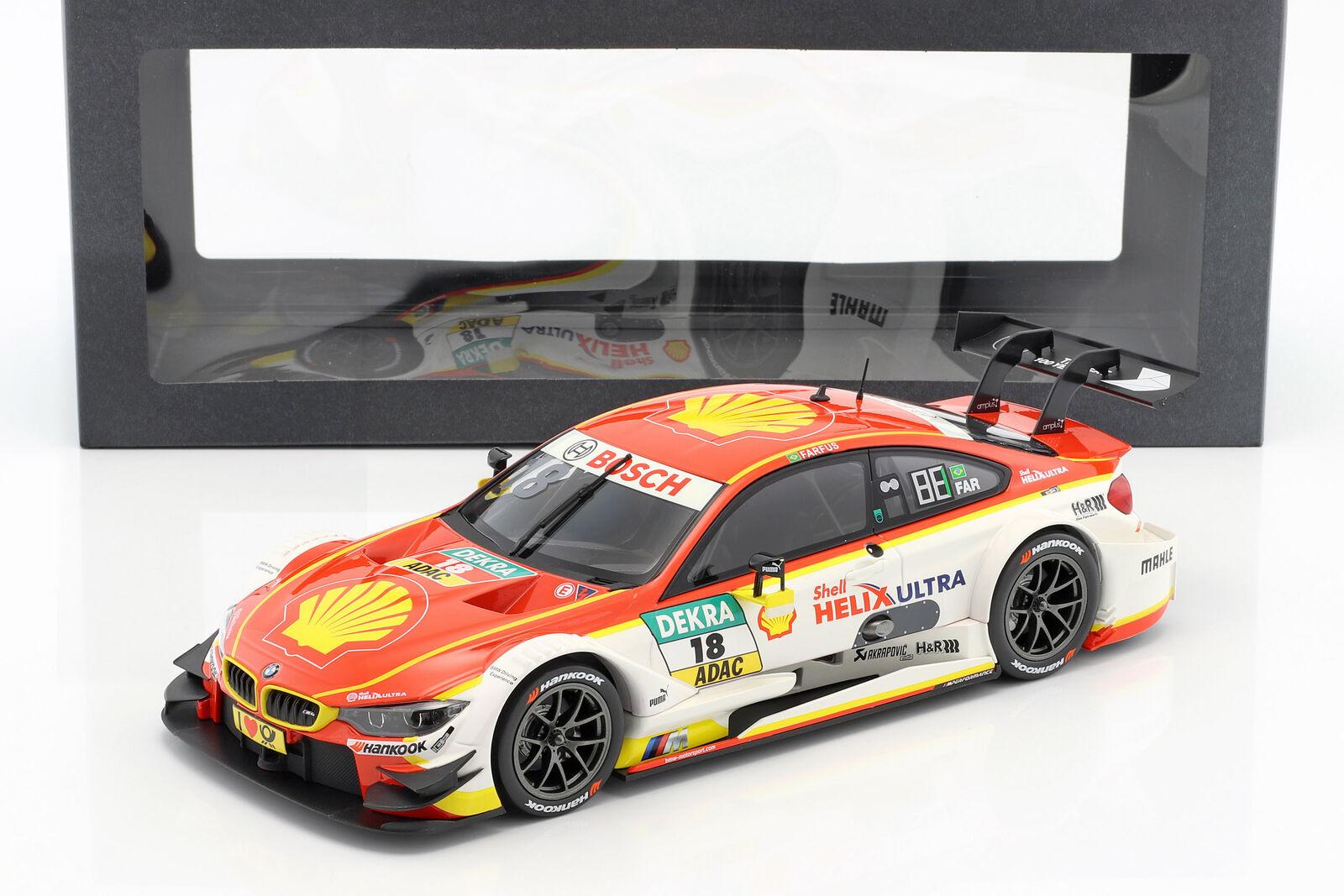 Augusto Farfus BMW M4 DTM  18 DTM 2016 BMW Team MTEK 1 18 Norev  | Lebhaft