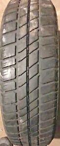 Teil-getragen-Michelin-Reifen-165-70-r13