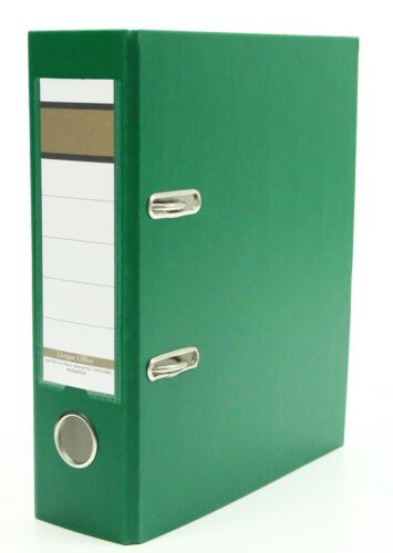 Farbe 5x Ordner DIN A5 grün 75mm