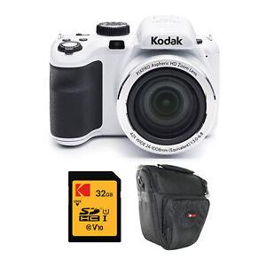 Kodak PIXPRO Astro Zoom AZ421 16MP Digital Camera (White)