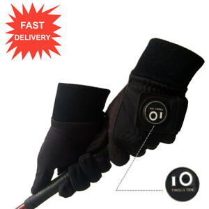 Winter-Weather-Warm-Golf-Gloves-Mens-Performance-Grip-Waterproof-M-ML-L-XL-US