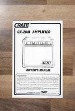 Crate V58 Guitar Amp | eBay on