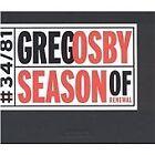 Greg Osby - Season of Renewal (2003)