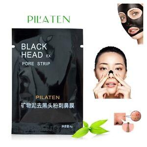 10x black head peel off killer maske pilaten gesichtsmaske pickel mitesser ebay. Black Bedroom Furniture Sets. Home Design Ideas