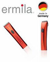 Ermila Bella Velvet Red Battery Pro Hair Trimmernew