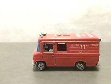 MB 406D Feuerwehr Florian 18 von Siku Super Serie guter Zustand sehr selten