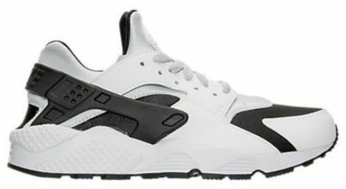 NIKE AIR HUARACHE RUN RUN HUARACHE MENs RUNNING WHITE - PURE PLATINUM - BLACK NEW SIZE US_10 416ee3