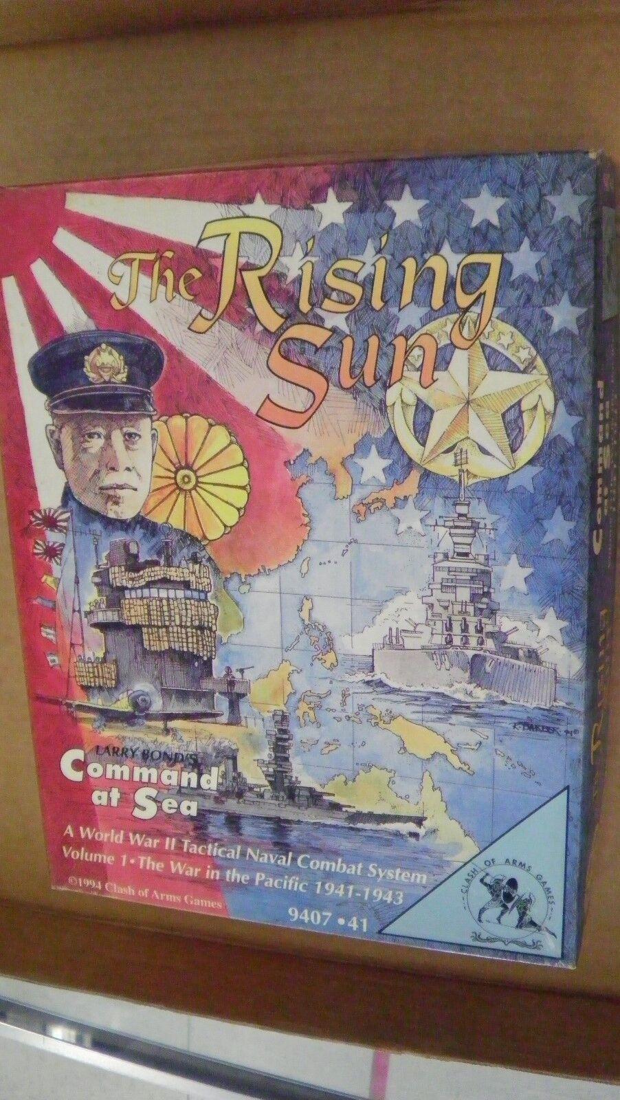 1994 DEN RISKER SUN COMMAND VID SEA VOLUME I PACIFIK KRIG