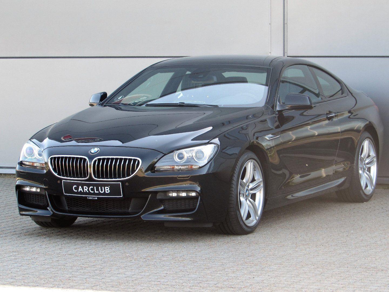 BMW 640d 3,0 Coupé aut. 2d - 579.900 kr.
