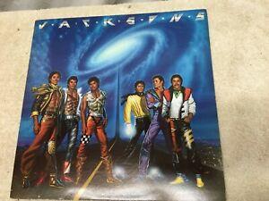 1984 Jacksons Quot Victory Quot 12 Quot Vinyl Lp Album Epic Records