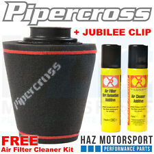 PIPERCROSS AIR FILTER INDUCTION CONE KIT VAUXHALL ASTRA VXR 2.0 TURBO + CLEANER