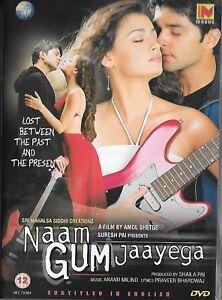 Naam-Gomma-Jaayega-Dia-Mirza-Aryan-Vaid-Nuovo-Raro-Bollywood-DVD-Inglese