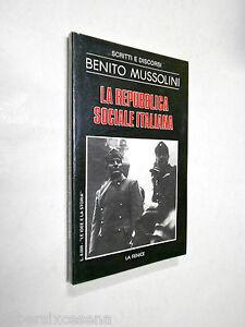 LA-REPUBBLICA-SOCIALE-ITALIANA-Scritti-e-discorsi-La-Fenice