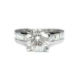 3-80-ct-H-SI1-ROUND-CUT-DIAMOND-ENGAGEMENT-RING-14k-WG