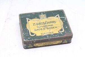 Ancienne-Boite-de-Conserve-Original-Collector-Boite-A-Batschari-Sleipner