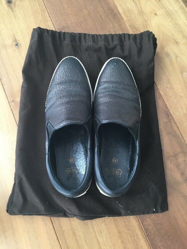 Ash Slip On Flats Size 39