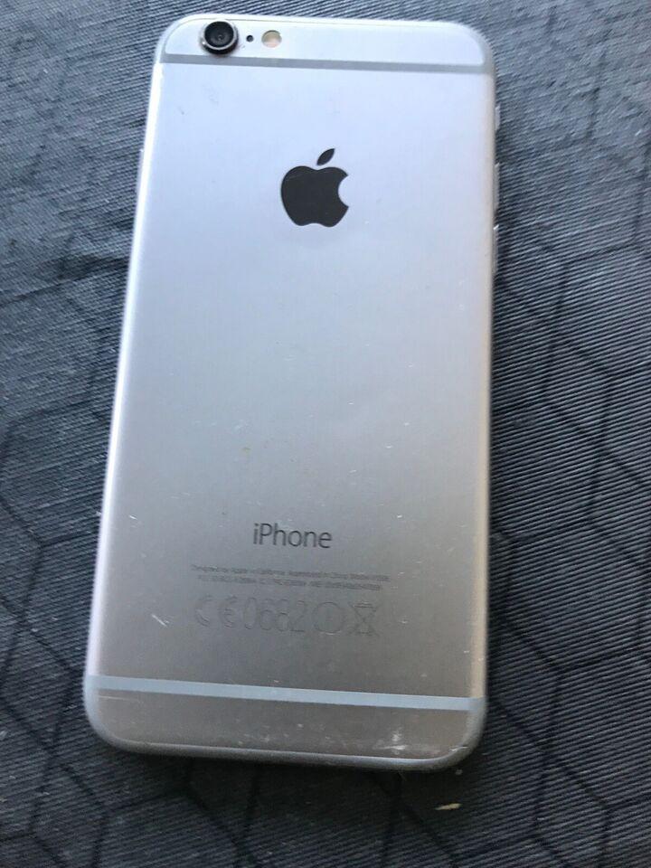 iPhone 6, 8 GB, aluminium