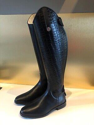 BUSSE Jodhpur Boots CROCO
