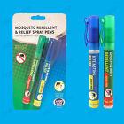 Mosquito Repellent & Relief Spray Pens, Mosquito Bite & Sting Relief