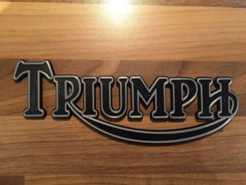 Toolbox Logo Toolchest For Triumph Badge Emblem Garage Not A Decal