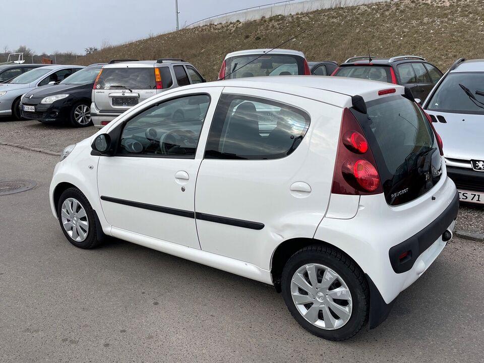 Peugeot 107, 1,0 Active, Benzin