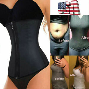 FAJAS-REDUCTORAS-COLOMBIANAS-LATEX-SHAPER-SLIMMING-WAIST-CINCHERS-TRAINER-GIRDLE
